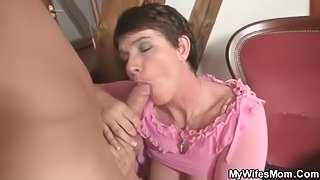 Mywifesmom - mom seduces her daughter's husband