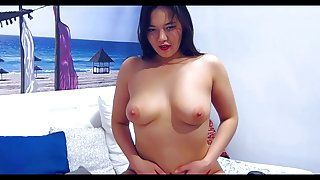 Mongol - russian big booty college girl