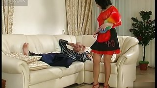 AnalScreen Scene: Gwendolen and Benjamin A