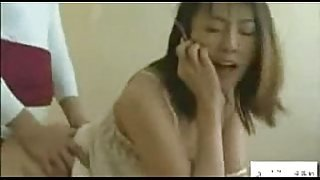 Chinese women into prostitution in Japan and her husband on the phone - XNXXCOM mpeg4