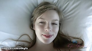 Dolly Leigh in Virtual Vacation Movie - ATKGirlfriends