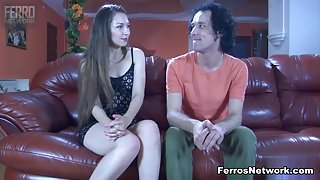 StraponScreen Video: Crystal and Herman A