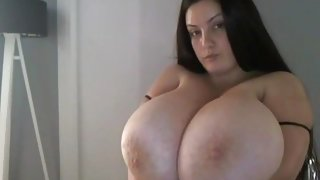 Fat webcam tits