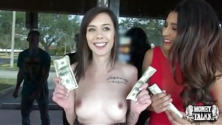 Money Talks - Cash for threesome, deal