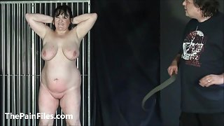 Needles in nipples and bbw bdsm of mature private ### girl China suffering hard piercing punishments and hypodermic