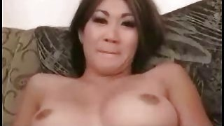 Lustful Oriental Taya Talise looking for strapon