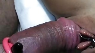 I love to use my pussy pump when I am feeling horny