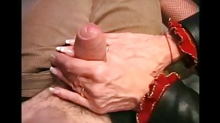 Cougar Tugs For Cum