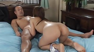 Incredible JAV censored porn movie with exotic japanese whores