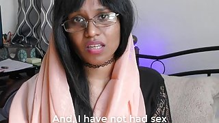 Horny Mom-son Roleplay in Hindi (with English subtitles)