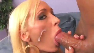 LICHELLE MARIE Swallowing Compilation
