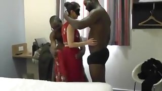 Indian desi punjabi wife sandy blindfolded tomsingh