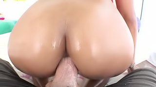 Closeup anal extreme with Asian whore, Lana Croft